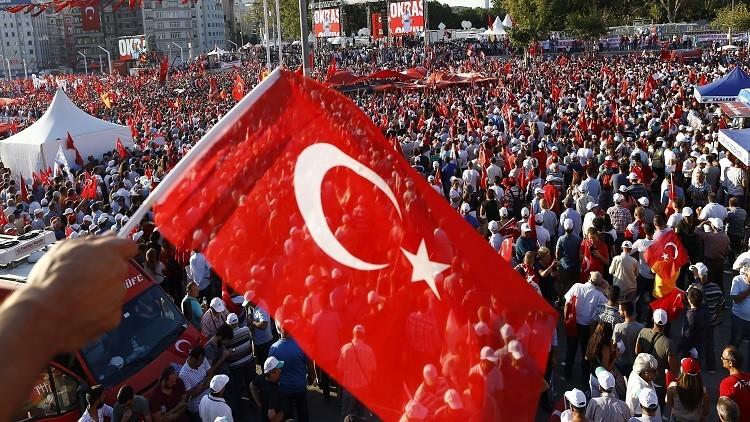 ارتفاع مؤشر الثقة الاقتصادية في تركيا