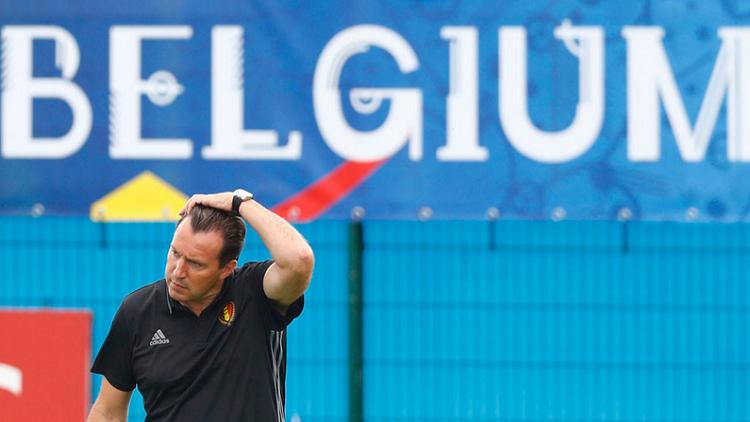 شركة بلجيكية تقترح روبوتا لتدريب فريق كرة القدم الوطني