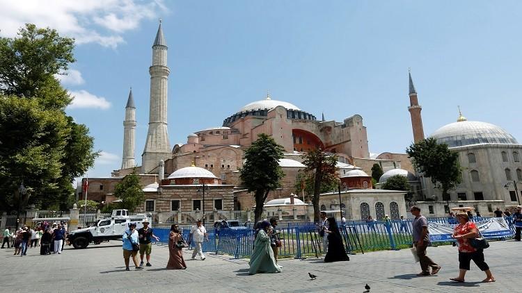 السياحة في تركيا عند أدنى مستوياتها في 22 عاما