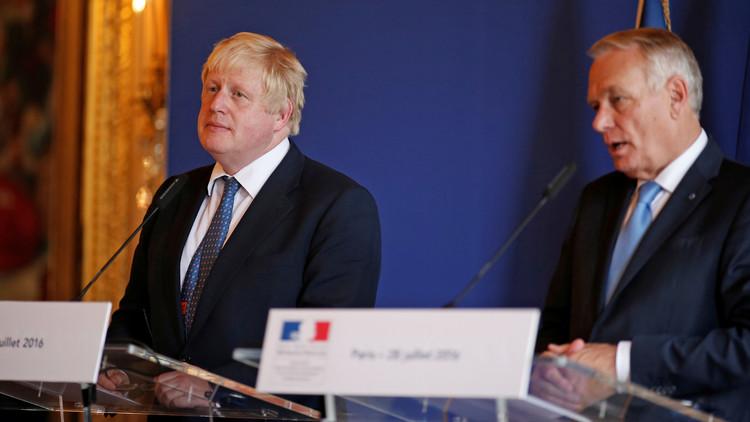 باريس ولندن تدعوان حلفاء دمشق إلى إنهاء حصار حلب