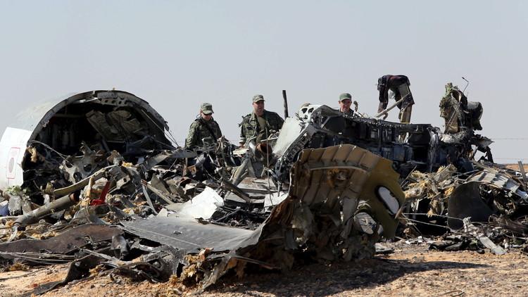 روسيا ومصر تتفقان على تبادل المعلومات حول تحطم إيرباص 321 الروسية