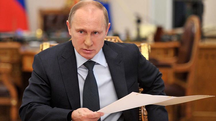 بوتين يقر تعيينات وإقالات جماعية في مؤسسات الدولة