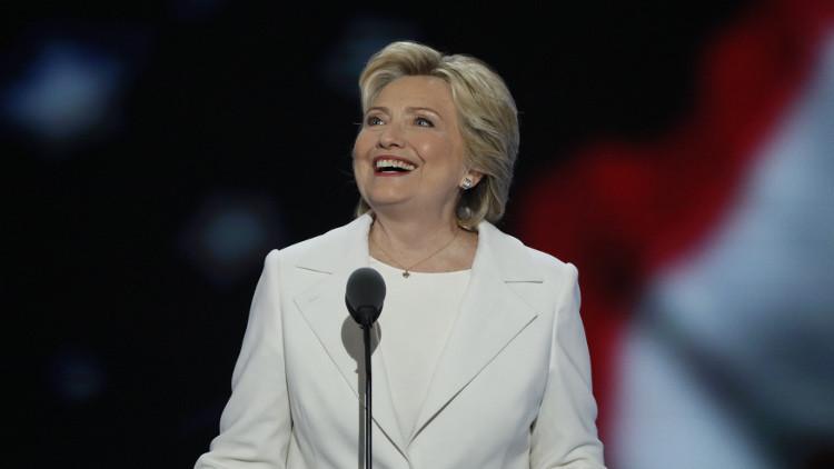 كلينتون توافق رسميا على ترشيحها من قبل الحزب الديمقراطي للرئاسة
