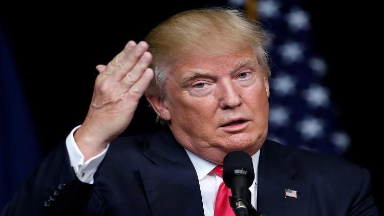 ترامب: حروب هيلاري أدت إلى تفشي الإرهاب