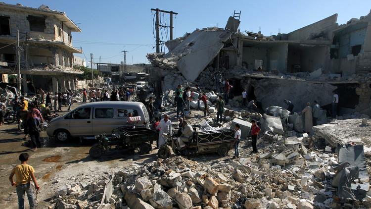 واشنطن ترتاع من نفوذ موسكو في سوريا