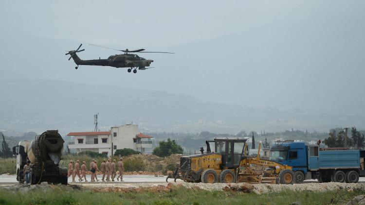 الحكومة الروسية تقر اتفاقية نشر القوات الجوية في سوريا