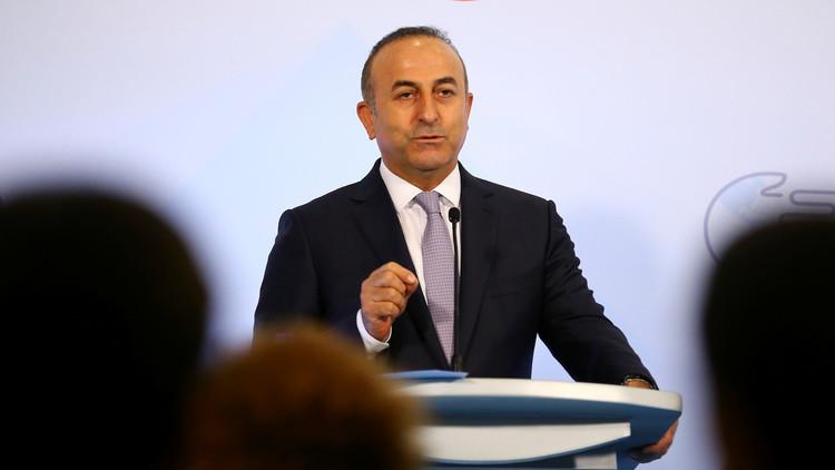 جاويش أوغلو: الجيش التركي سيواصل محاربة