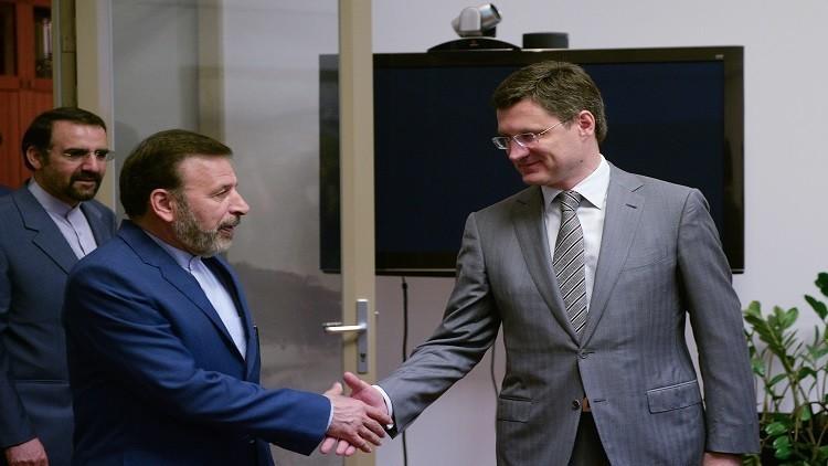 موسكو وطهران تتفقان على إعداد برنامج تعاون استراتيجي لمدة 5 سنوات