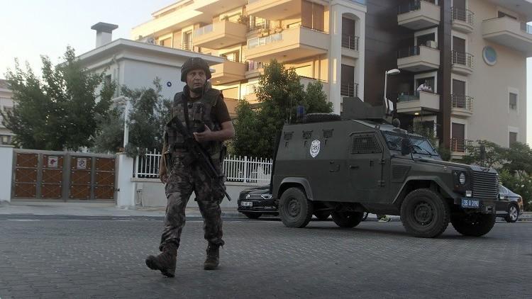 جنرال أمريكي ينفي تورطه في محاولة الانقلاب بتركيا
