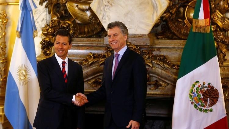 الأرجنتين والمكسيك نحو إبرام اتفاقية للتجارة الحرة