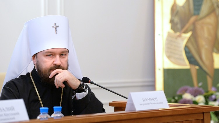 الكنيسة الروسية تدعو المسيحيين إلى الرد المشترك على التهديد الإرهابي