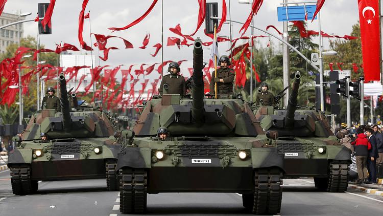 أردوغان يحكم قبضته على الجيش