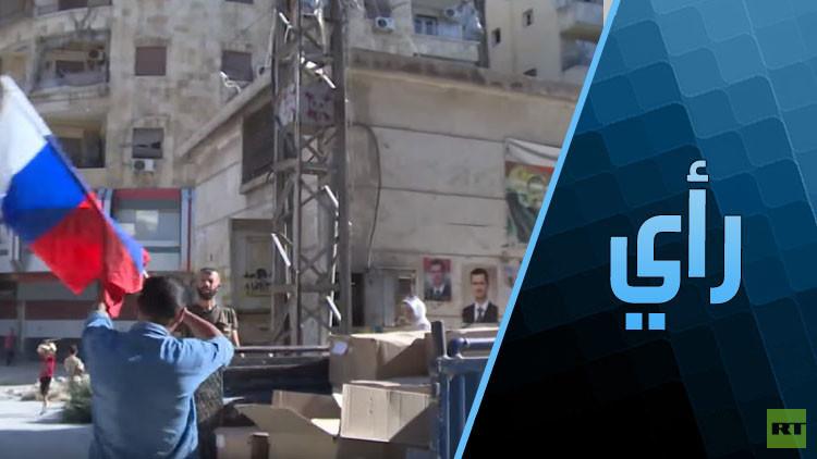العملية الإنسانية في حلب تتقدم رغم الصراخ :
