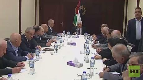 استياء فلسطيني من تقرير الرباعية