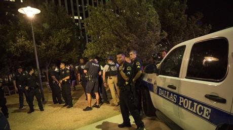 استنفار شرطة دالاس