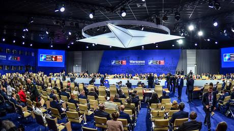 قمة الناتو في وارشو