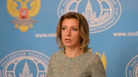 ماريا زاخاروفا: لا ندعم الأسد شخصيا
