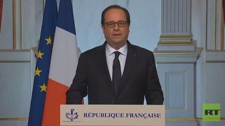 مقتل 84 شخصا في هجوم نيس الفرنسية وهولاند يعلن تمديد حالة الطوارئ 3 أشهر