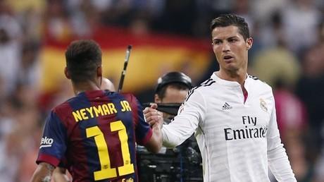 نيمار: كريستيانو رونالدو يستحق الكرة الذهبية