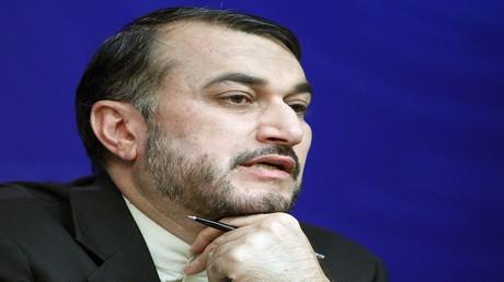 حسين أمير عبد اللهيان