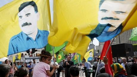 أنصار حزب العمال الكردستاني