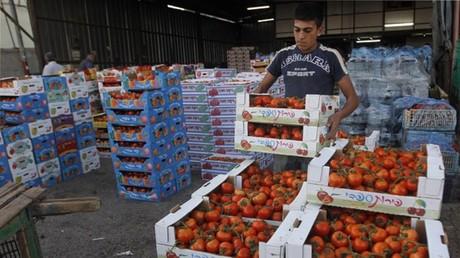 رسوم الاتحاد الأوراسي تطبق على سلع فلسطين