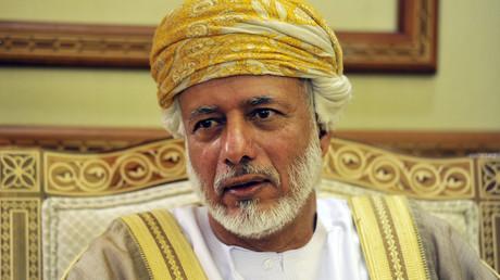 وزير الخارجية العماني يوسف بن علوي