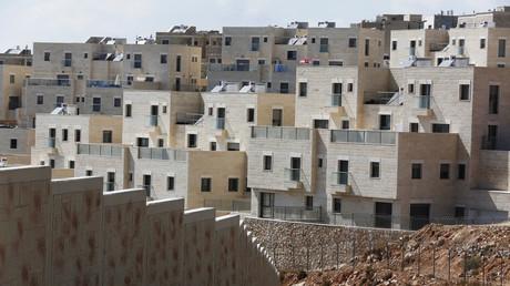 مستوطنة غيلو الإسرائيلية في الضفة الغربية
