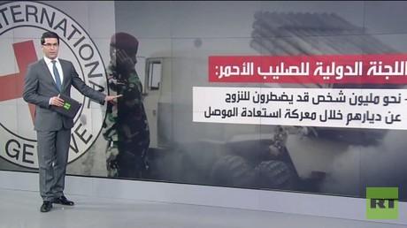 مليون عراقي قد ينزحون بسبب عملية الموصل