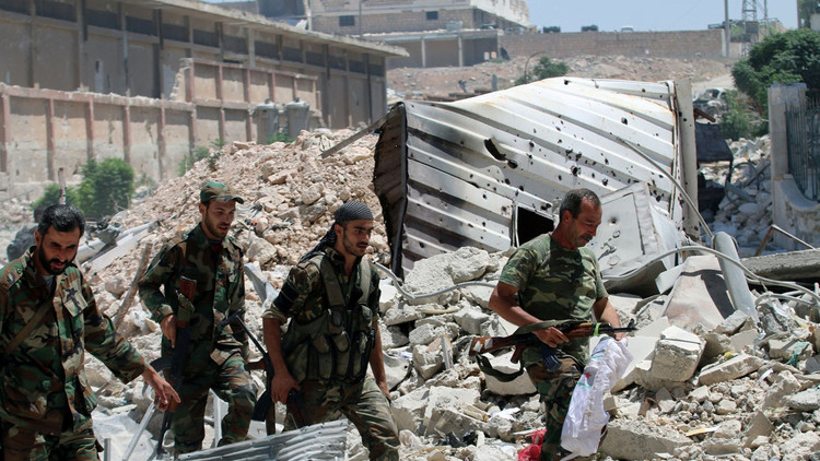 السلام مقابل حلب