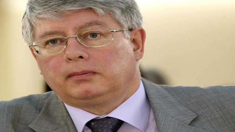 موسكو تدعو الدول التي لها تأثير على المسلحين للضغط عليهم ليوقفوا جرائمهم