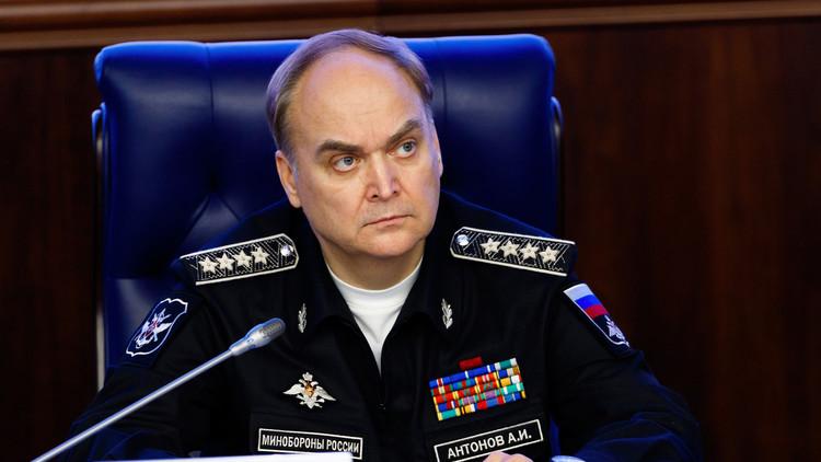 اقتراح روسي بتبادل تقييمات الخطر الإرهابي