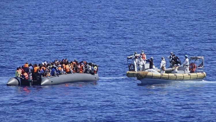 257 ألف مهاجر لأوروبا عبر المتوسط في 2016
