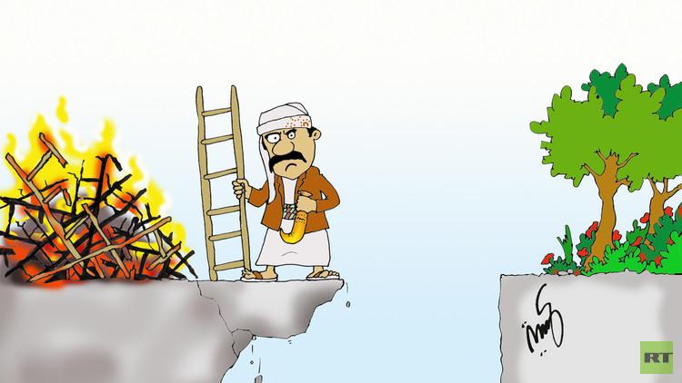 الحرب تعود إلى اليمن