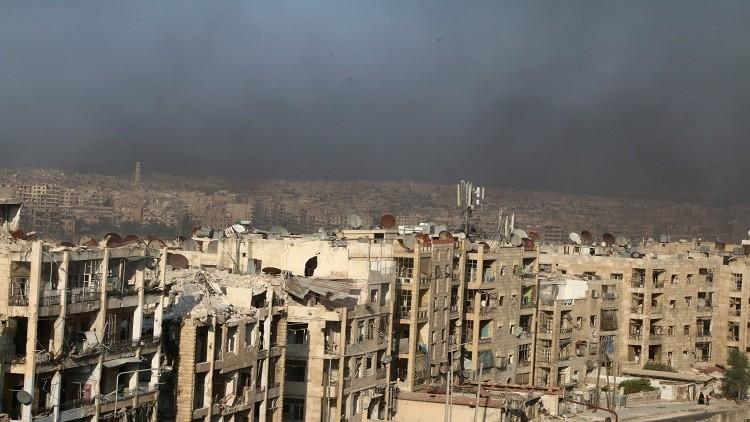 حلب .. احتدام المعارك في الراموسة والجيش السوري يتقدم في الحويز