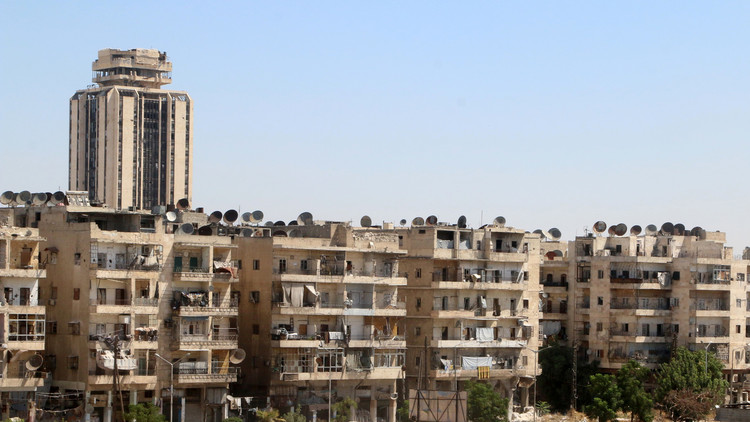 سوريا تنتظر دعما جويا من روسيا