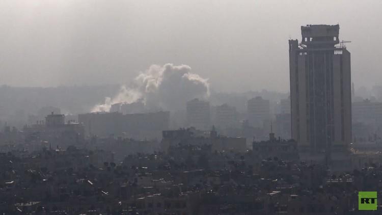 عدسـة RT ترصد الواقع الميداني والإنساني في حلب وسط تواصل الاشتباكات