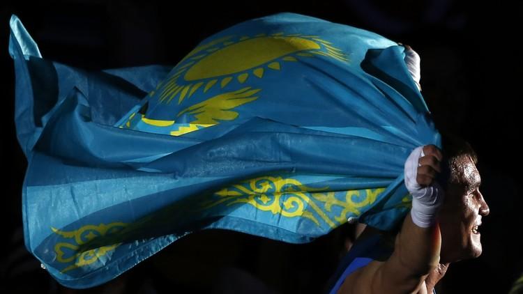 كازاخستان.. جر طائرة