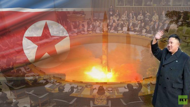 مجلس الأمن يبحث إطلاق بيونغ يانغ صاروخين