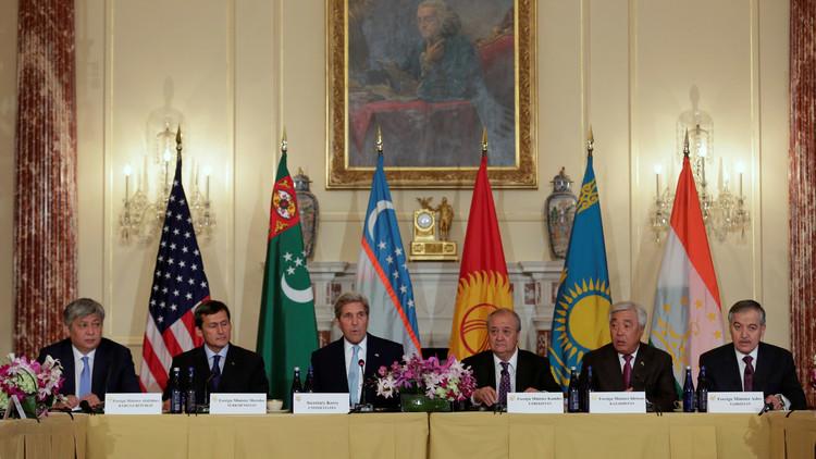 واشنطن تطلق حوارا حول الإرهاب في آسيا الوسطى