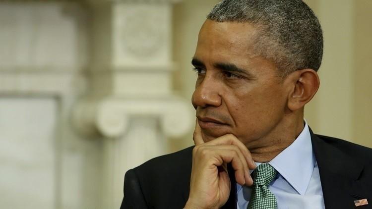 أوباما محبط بسببالأزمة السورية