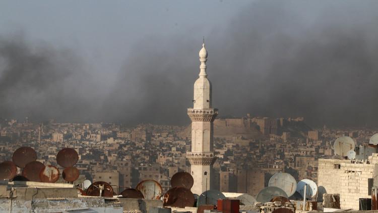 القاهرة تواصل جهودها للحل السياسي في سوريا