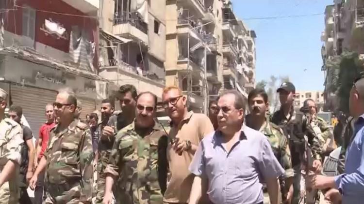 تطورات الميدان في حلب