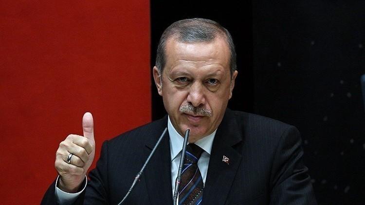صحيفة: نفاد الوقود حال دون إسقاط طائرة أردوغان