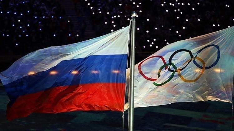 اللجنة الأولمبية تطلب توضيحات بشأن الرياضيين الروس