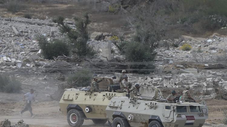 الجيش المصري: مقتل زعيم أنصار بيت المقدس في سيناء