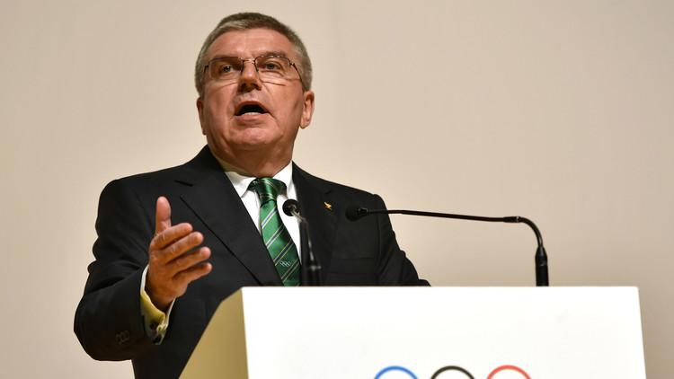 باخ: اللجنة الأولمبية الدولية أصدرت إشارة للروس بأن الرياضيين الأمناء فقط سينجحون