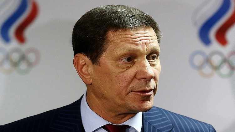 جوكوف: 271 من الرياضيين الروس يسمح لهم بالمشاركة في الأولمبياد