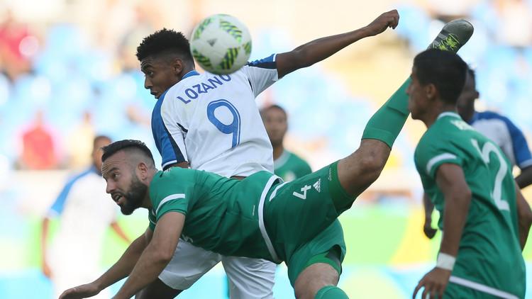 ريو 2016.. فوز هندوراس على الجزائر في مباراة مثيرة