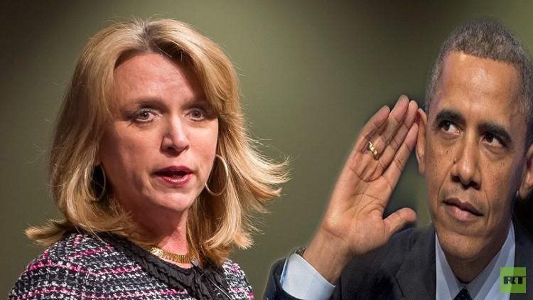 وزيرة سلاح الجو قلقة حيال سياسة أوباما